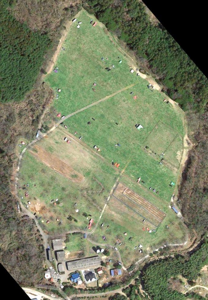森のまきばオートキャンプ場 Googleマップ