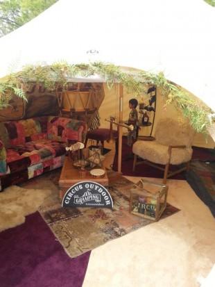 CircusOutdoorテント