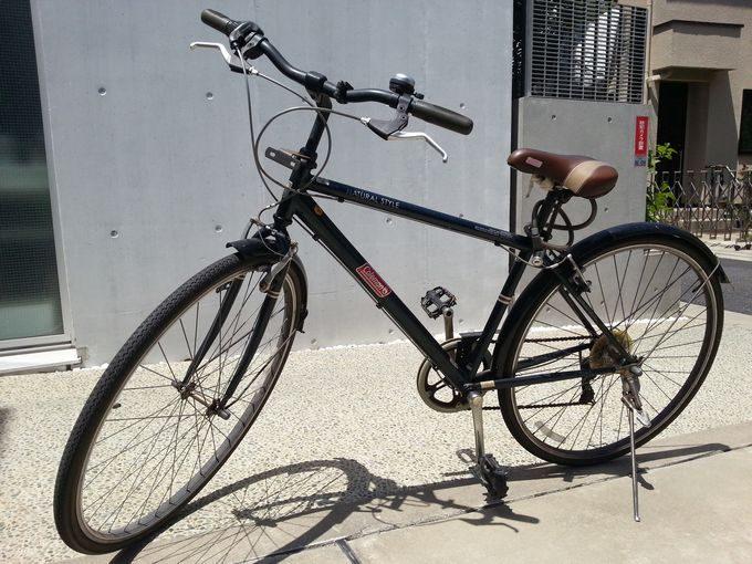 コールマン 自転車