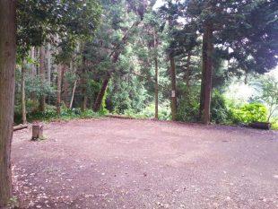 滝沢園オートキャンプサイト3