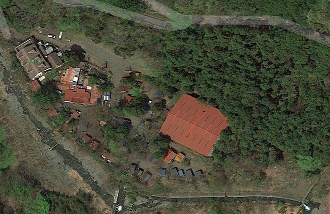 滝沢園 Googleマップ