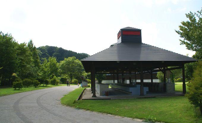 稲ヶ崎キャンプ場 炊事場