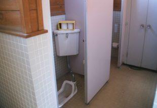 稲ヶ崎キャンプ場 トイレ2