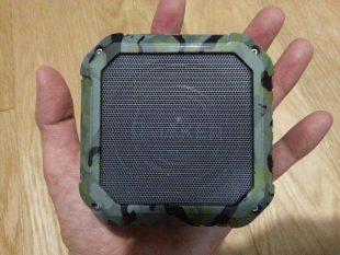 Omaker M4 スピーカーは手のひらサイズ