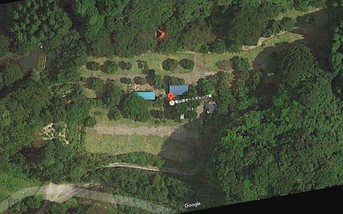 亀山湖オートキャンプ場 Googleマップ