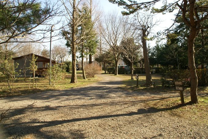 イレブンオートキャンプパーク サイト風景4