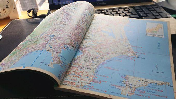 ガルヴィ オートキャンプ場 ガイド 地図検索