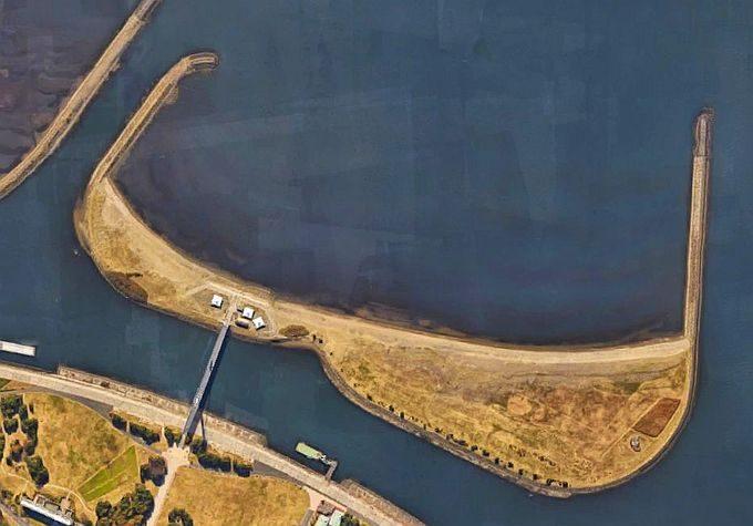 葛西海浜公園のGoogleマップ