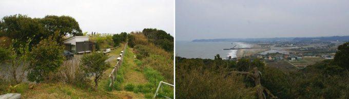 太東崎灯台からの眺め