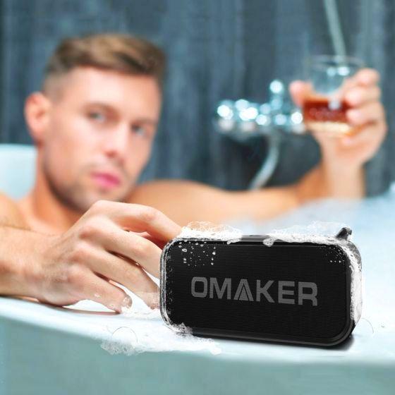 OMAKER M6 はお風呂で使える