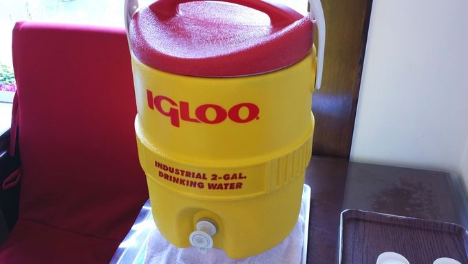 iglooのウォータージャグ