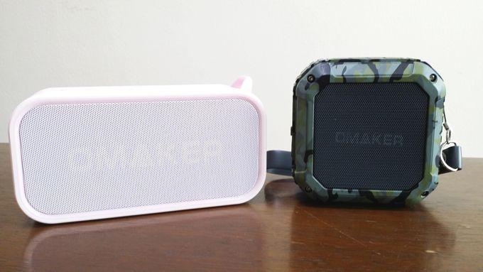 OMAKER M6 と M4 の比較