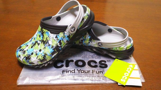 クロックス(crocs) Duet Max Camo II Clogs