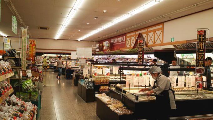 イッツモア赤坂店 食材コーナー