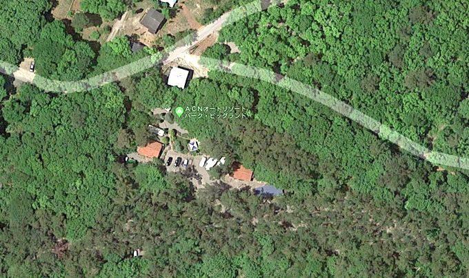 ACN オートリゾートパーク・ビッグランド Googleマップ