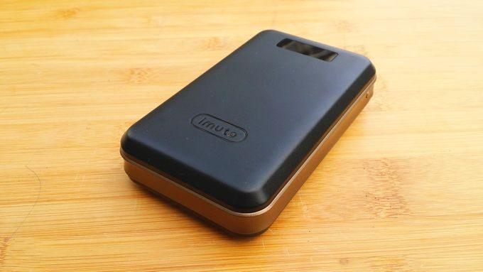 imuto 20000mAh モバイルバッテリー (Taurus x4)