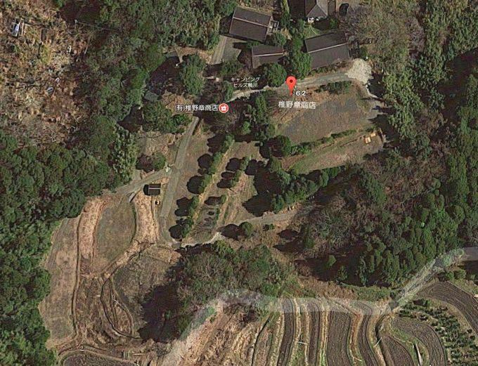 キャンピングヒルズ鴨川 Googleマップ