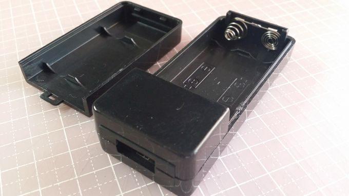 キャンドゥのUSBポート付き充電用電池BOXの詳細