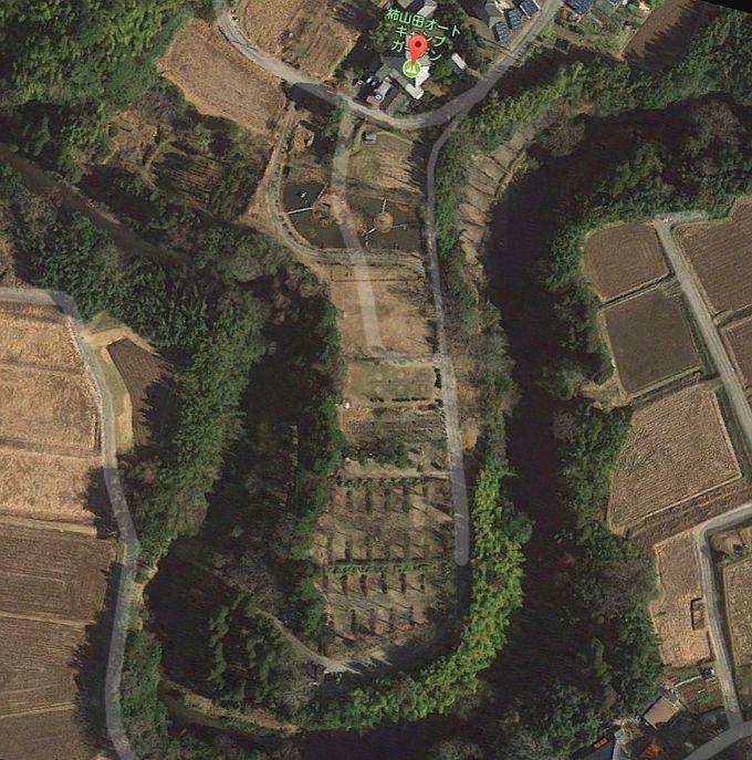 柿山田オートキャンプガーデン Googleマップ