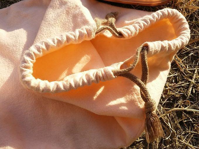 新光金属(新光堂) 純銅製 湯たんぽ の袋