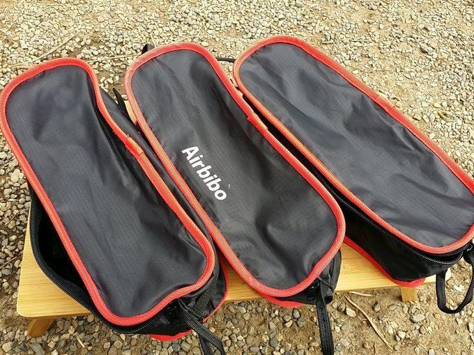 Airbibo アウトドアチェアの収納袋