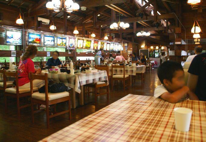 ロマンの森共和国 洋食レストラン