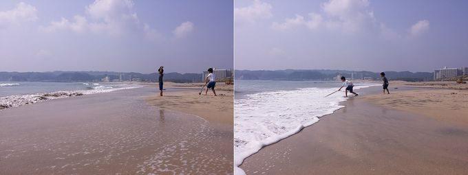 波との戦い