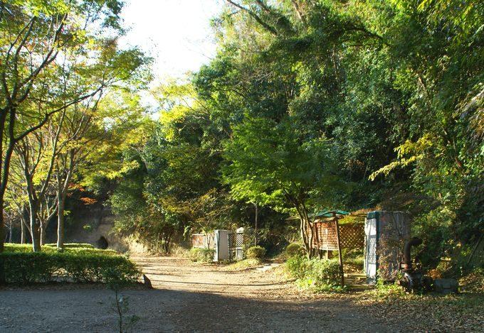 柿山田オートキャンプガーデンのリバーサイトのサニタリー