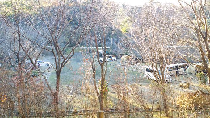 清和県民の森 オートキャンプ場の外観2