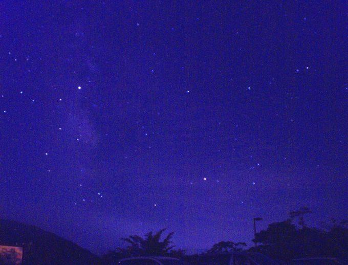 キャンピカ富士ぐりんぱの星空