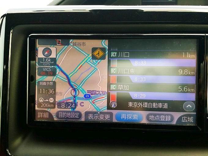 東京外環自動車道の朝渋滞
