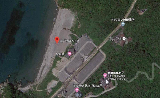 田ノ浦海水浴場