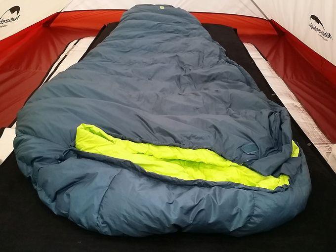 ソロキャンプ 晩秋の防寒対策