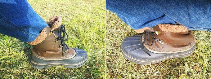 オールキャスト 2 ブーツ 柔らかい履き心地