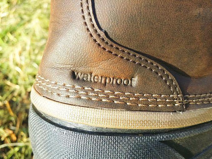 オールキャスト 2 ブーツ 防水性能