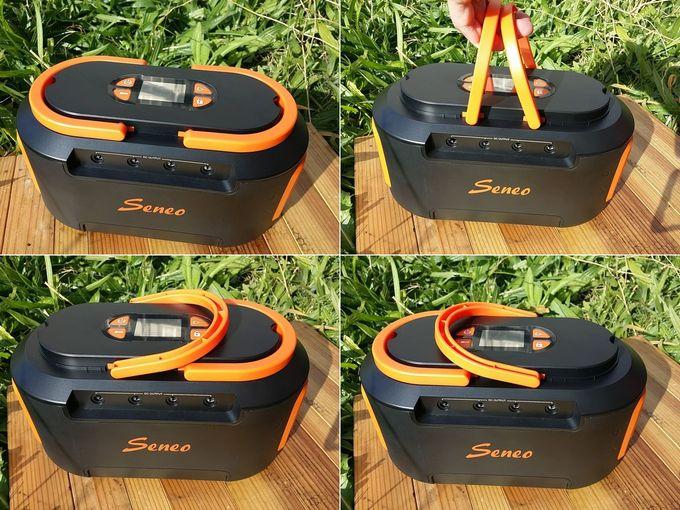 seneo s262 ポータブル電源のハンドル