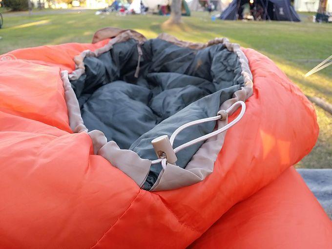 Snugpak(スナグパック) 寝袋 スリーパーエクスペディション スクエア ライトハンド のドローコード