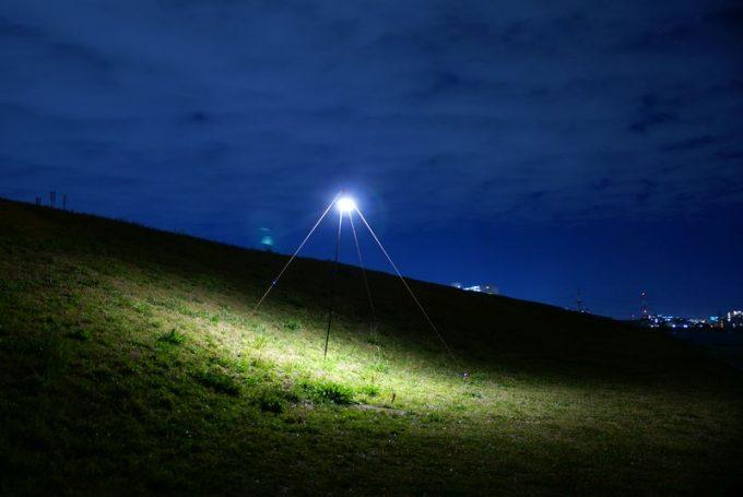 ルーメナー プラスの暖色(電球色)最大の明るさ