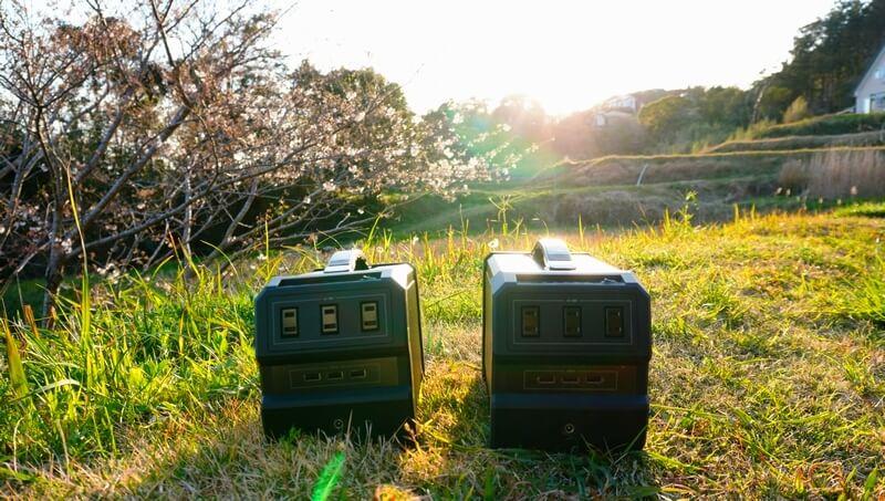 LACITA エナーボックス(ENERBOX-01)とエナーボックス防塵防沫(ENERBOX-SP)