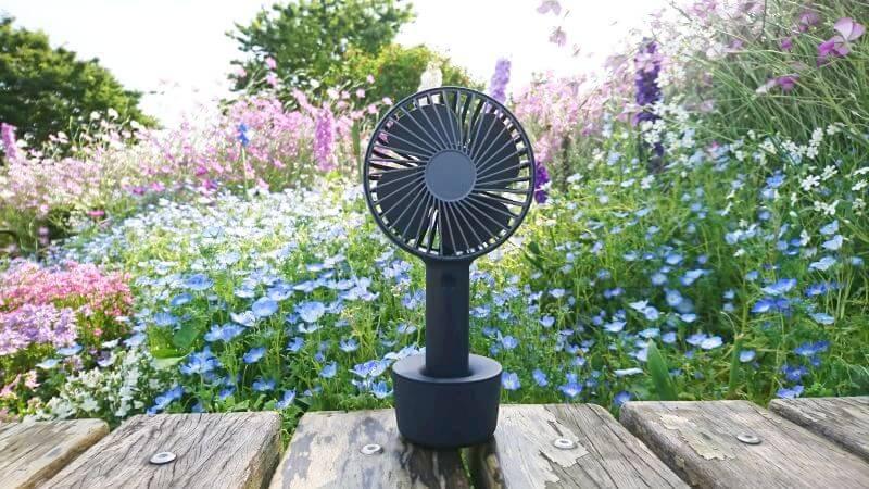 ルーメナーポータブル扇風機