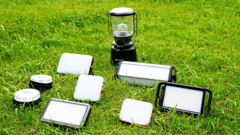 LEDランタン (9種類)