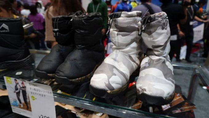 ワークマンの防寒ブーツ ケベックNEO(ネオ)