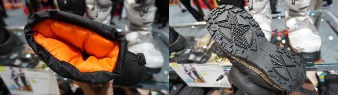 ワークマンの防寒ブーツ ケベックNEO(ネオ)の詳細