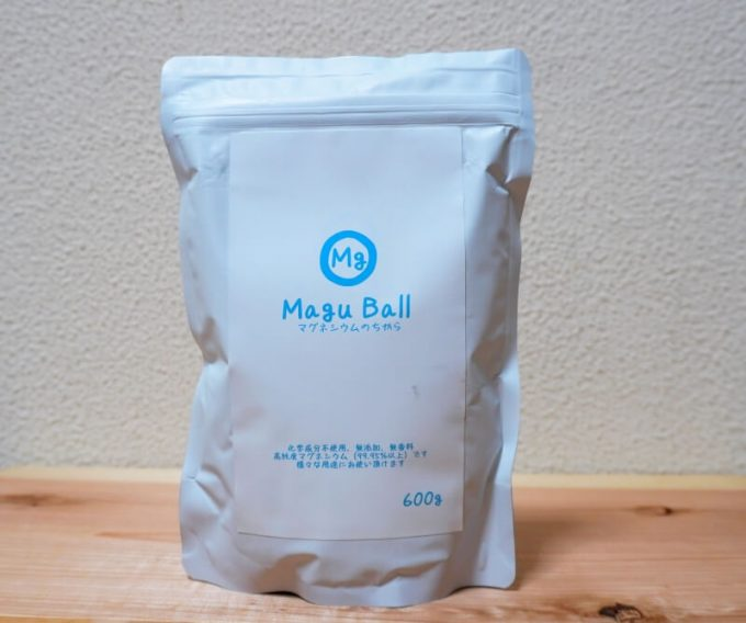 MagBallの写真