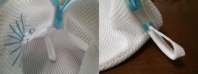 洗濯マグちゃんの自作方法(失敗例 紐)