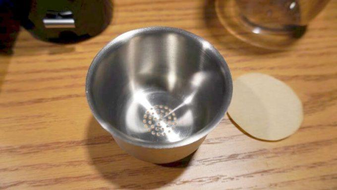 ウィズウェル ウォーター ドリッパーでコールドブリューコーヒーの作り方1