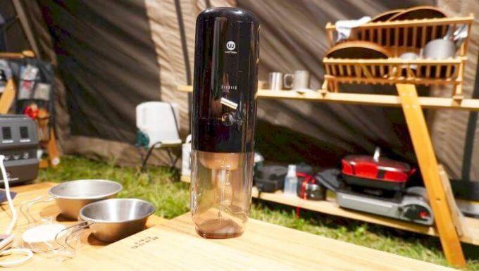 ウィズウェル ウォーター ドリッパーでコールドブリューコーヒーの作り方13