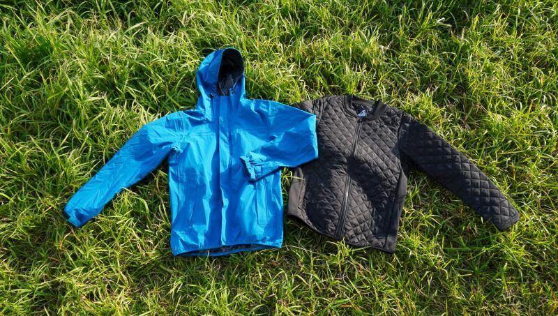 ワークマンの3in1(スリーインワン)防水防寒ジャケット