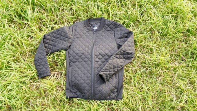 ワークマンの3in1(スリーインワン)防水防寒ジャケットのキルティングインナー