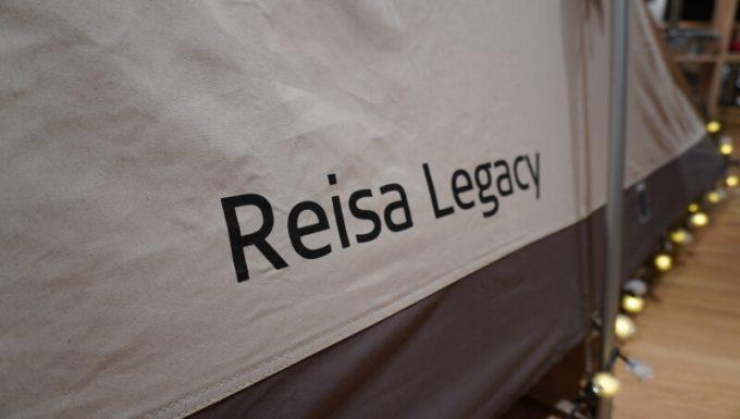 ノルディスク レイサ6レガシーのロゴ